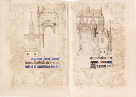 getijdenboek van de gebroeders van Limburg