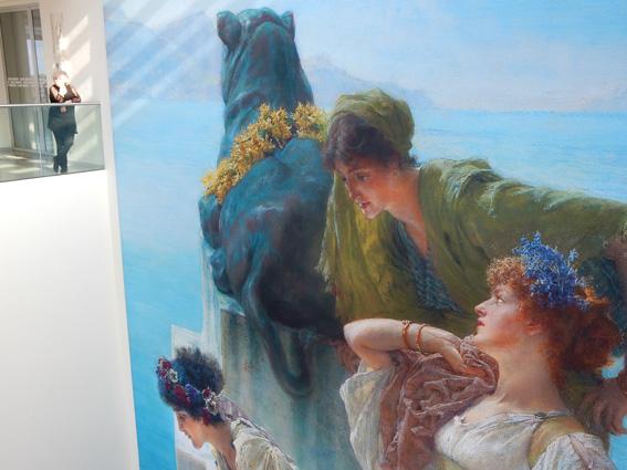 Alma-Tadema: de kringloop van roem en vergankelijkheid in de kunst